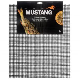 Mustang Grillialunen 2kpl Teflon 48x40cm